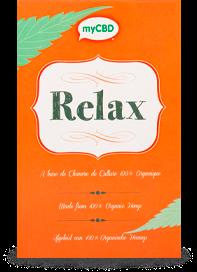 Infusión RELAX con CBD para dormir y descansar bien 25 bolsas