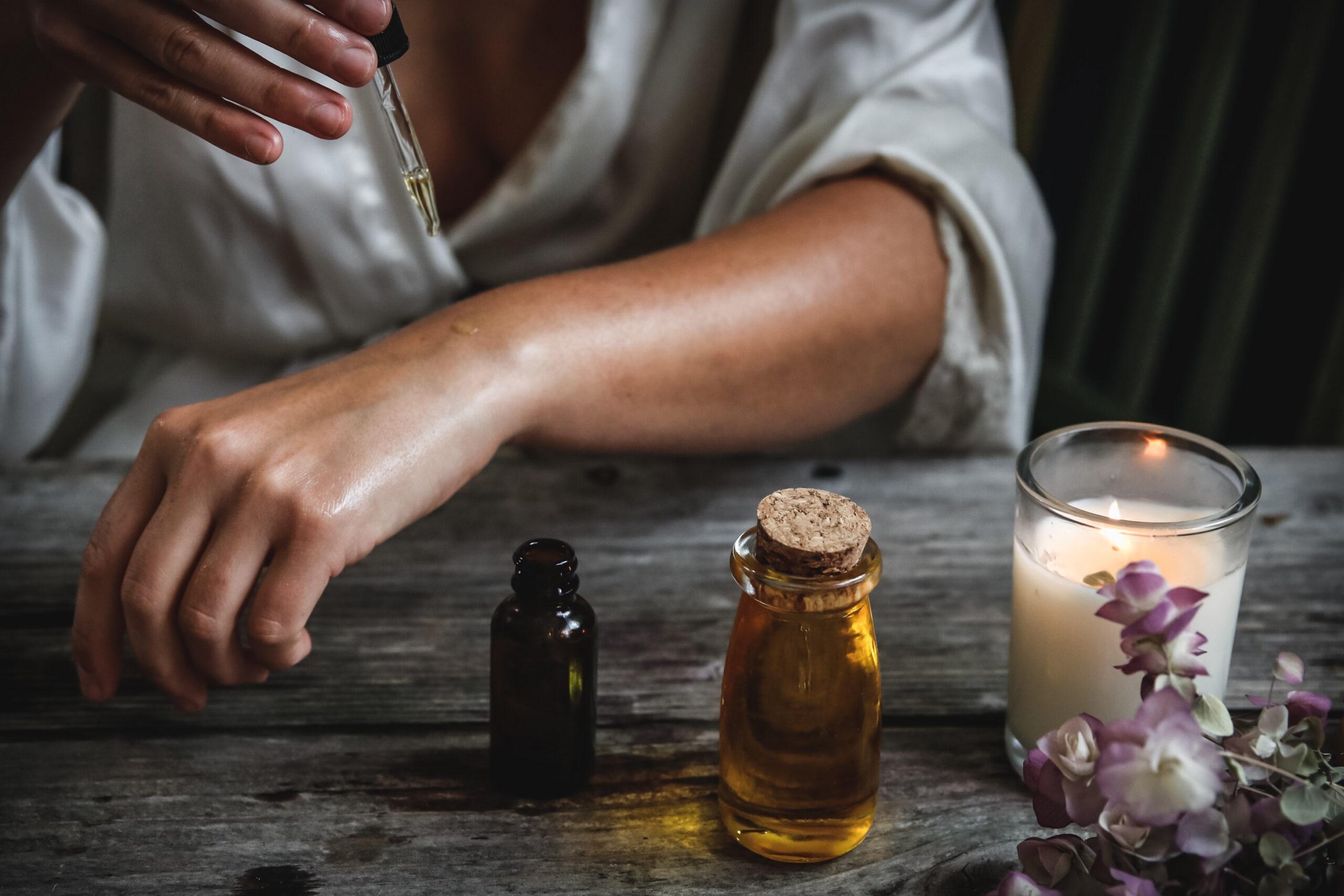 Cómo aromatizar el aceite de CBD